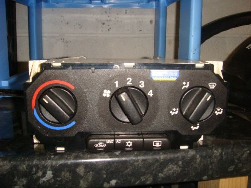 ASTRA MK4 HEATER CONTROL UNIT WITH A/C